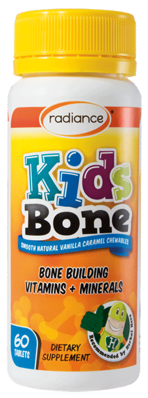Radiance Kids Bone Chewable Tablets 60