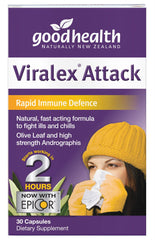 Good Health Viralex Attack Capsules 30