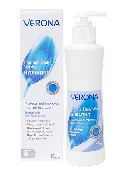 Verona Hydrating Feminine Intimate Wash 250ml