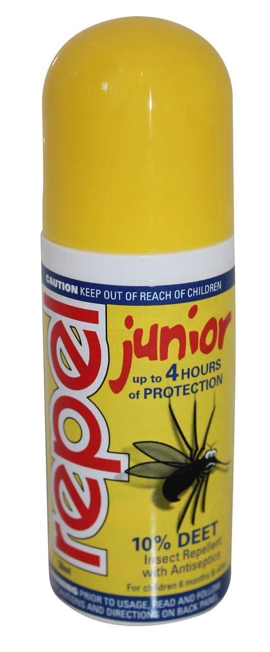Repel Junior Insect Repellent Roll On 50ml