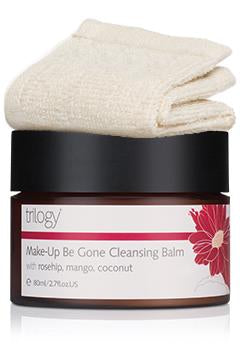 Trilogy Make-Up Be Gone Cleansing Balm 80ml