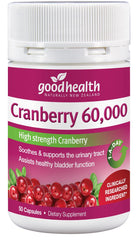 Good Health Cranberry 60,000 Capsules 50