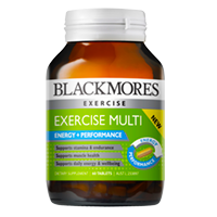 Blackmores Exercise Multi Tablets 60