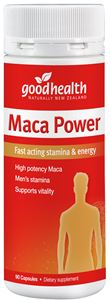 Good Health Maca Power Capsules 90