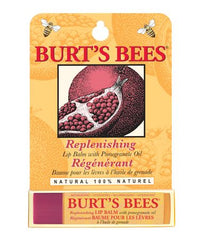 Burts Bees Replenishing Lip Balm with Pomegranate Oil 4.25g