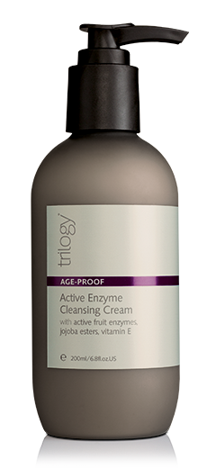 Trilogy Age-Proof Active Enzyme Cleansing Cream 200ml