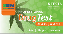Smith BioMed Professional Marijuana Drug Test Kit