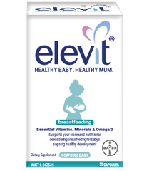 Elevit Breastfeeding Capsules 60