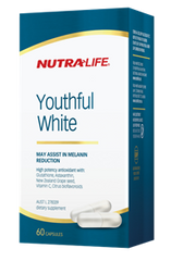 Nutra-Life Youthful White Capsules 60