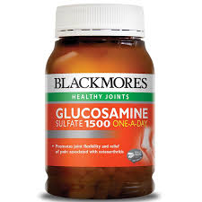 Blackmores Glucosamine Sulfate 1500mg One A Day Tablets 180