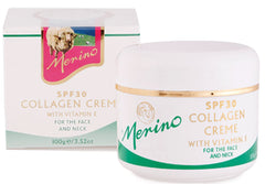 Merino Marine Collagen Creme with Vitamin E SPF30 100g