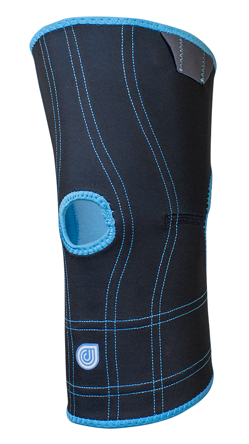 Dr Cool Open Patella Knee Sleeve - Large