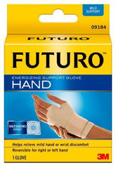 Futuro Energizing Hand Support Glove  - Large - X Large