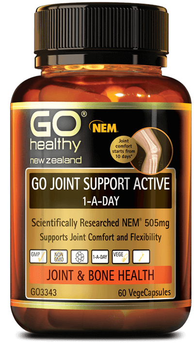 Go Healthy Joint Support Active 1-A-Day Capsules 60
