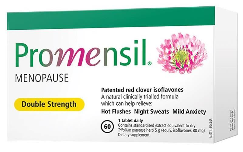 Promensil Menopause Double Strength Tablets 60
