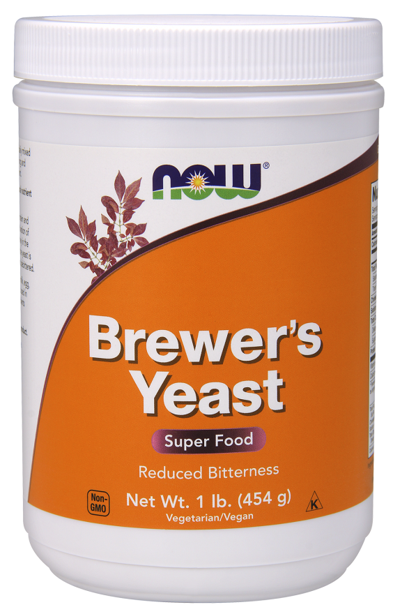 Now Foods Brewer's Yeast Powder 454g