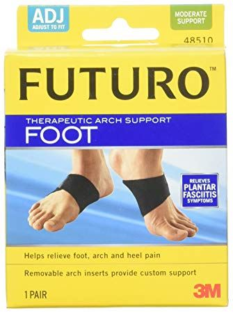 Futuro Therapeautic Arch Support 1 Pair
