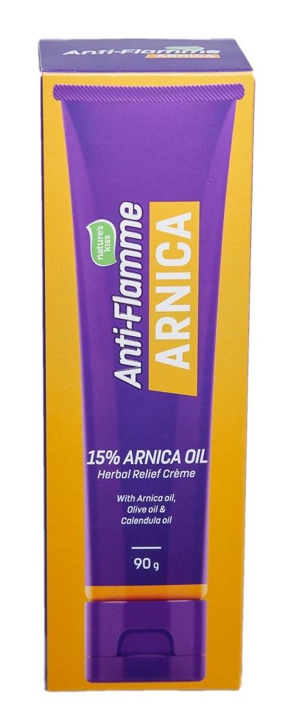 Nature's Kiss Arnica Cream 15% 90g