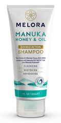 Melora Manuka Honey & Oil Double Action Shampoo 200ml