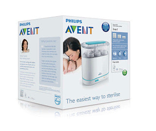 Philips AVENT 3-in-1 Electric Steam Steriliser-3