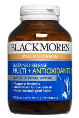 Blackmores Sustained Release Multi + Antioxidant Tablets