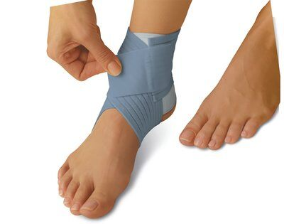 Futuro Ankle Support For Her Small/Medium-1