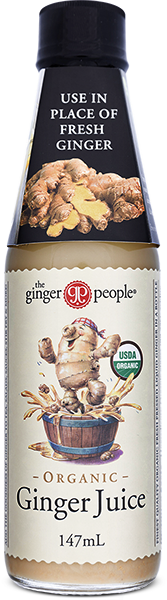 The Ginger People Organic Ginger Juice 147ml