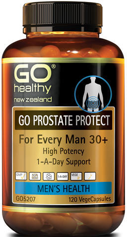 Go Healthy Prostate Protect VegeCapsules 120