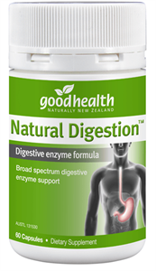 Good Health Natural Digestion Capsules 60