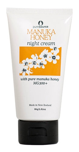 Puresource Marvellous Manuka Night Cream with Active Manuka Honey MGO300+ 80g-1