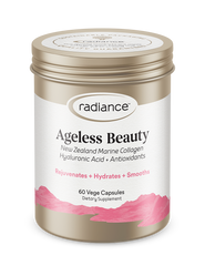 Radiance Ageless Beauty VegeCaps 60