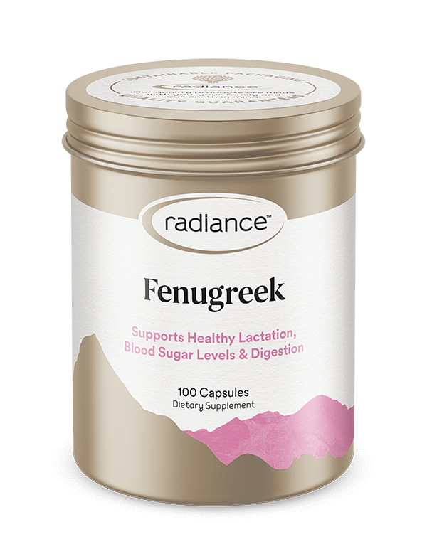 Radiance Fenugreek Capsules 100