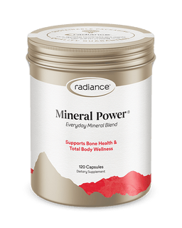 Radiance Mineral Power Capsules 120