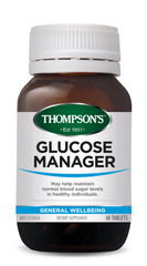 Thompson's Glucose Manager Tablets 60