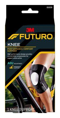 Futuro Performance Comfort Knee Support - Adjustable