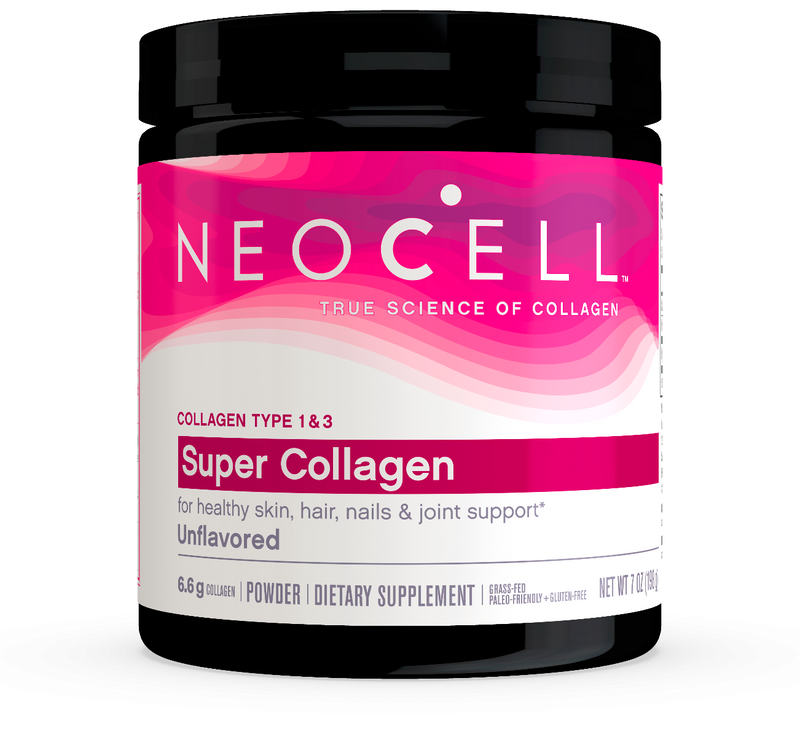 NeoCell Super Collagen Powder Type I & III 198g
