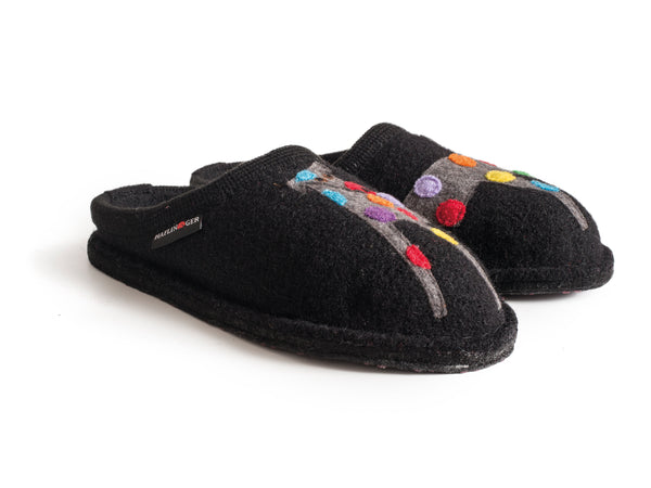 Haflinger Dog Wool House Slipper