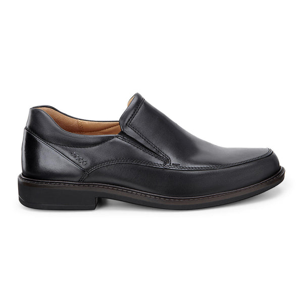 Holton Apron Toe Slip On Black (Men's size scale)