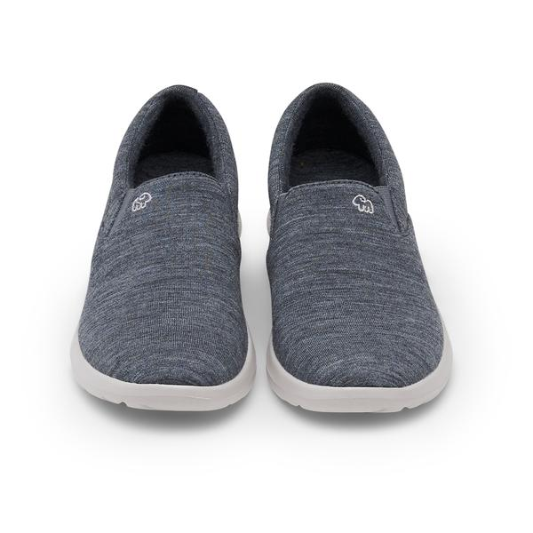 Dark Gray Slip On (Women's size scale)