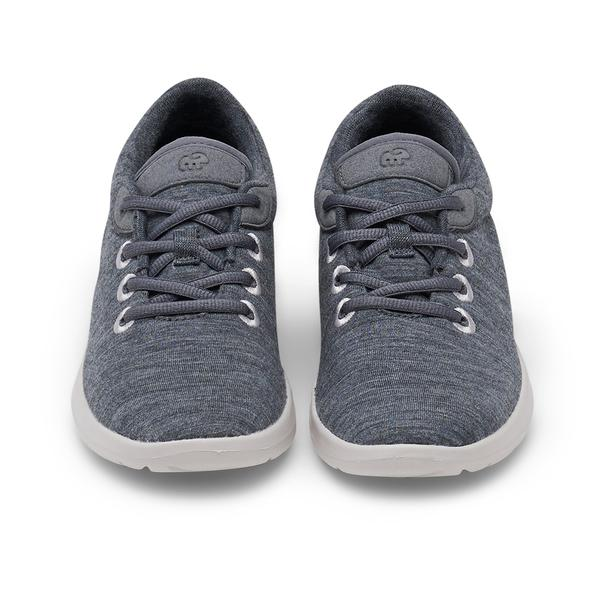 Dark Gray Lace Up (Women's size scale)