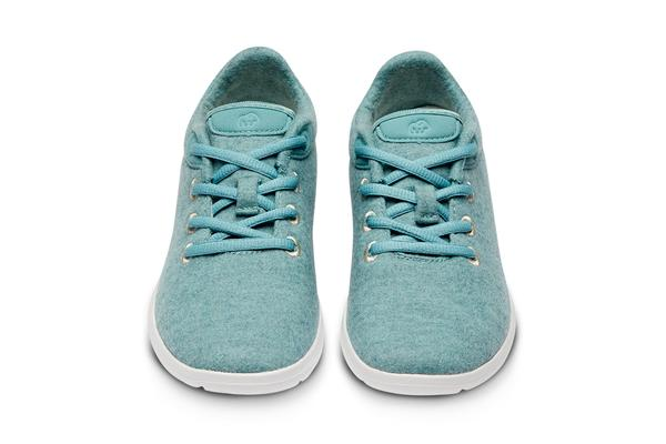 Mint Green Lace Up (Women's size scale)