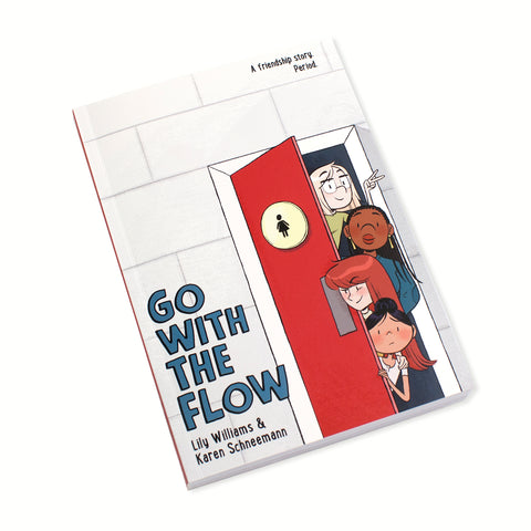 """Go With the Flow"" Graphic Novel"