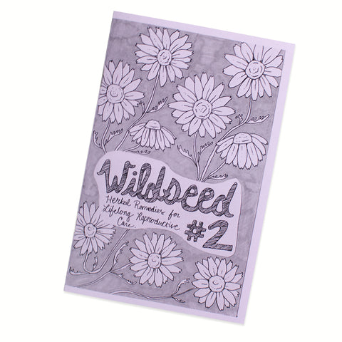 Wildseed Herbal Remedies Zine