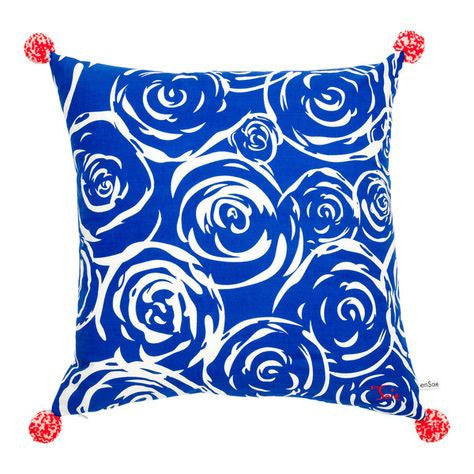 ENSOIE~ decorative pillow