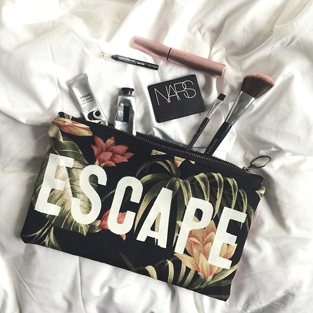 ESCAPE travel clutch by Forestbound