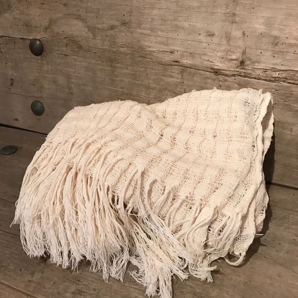 MEXCHIC~Dreamy cotton blanket BLOWOUT SALE