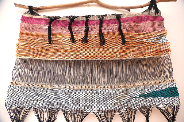 Tehya shea weaving