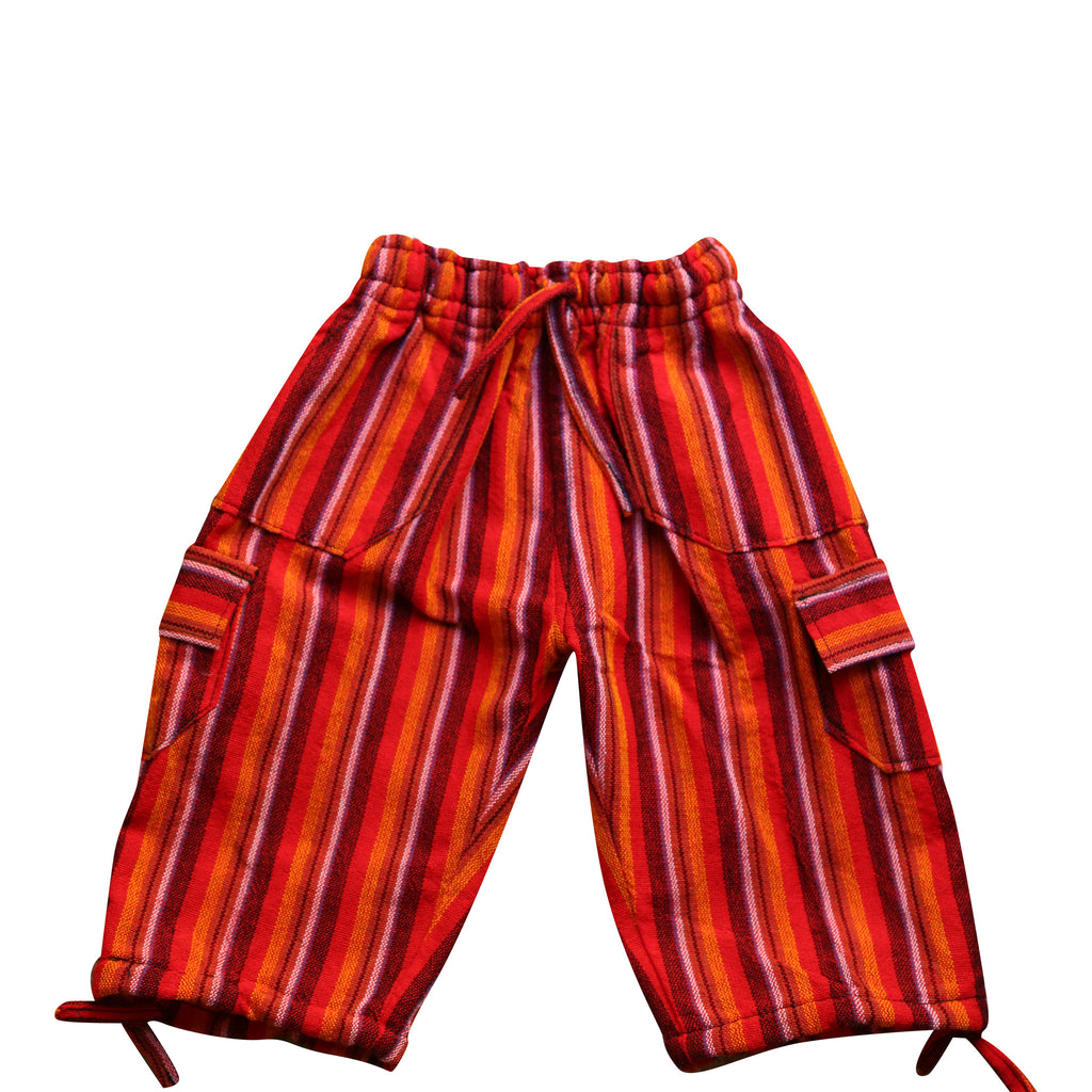 kids peruvian trousers