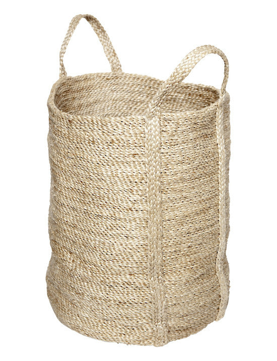 DHARMA DOOR~Jute decorative basket