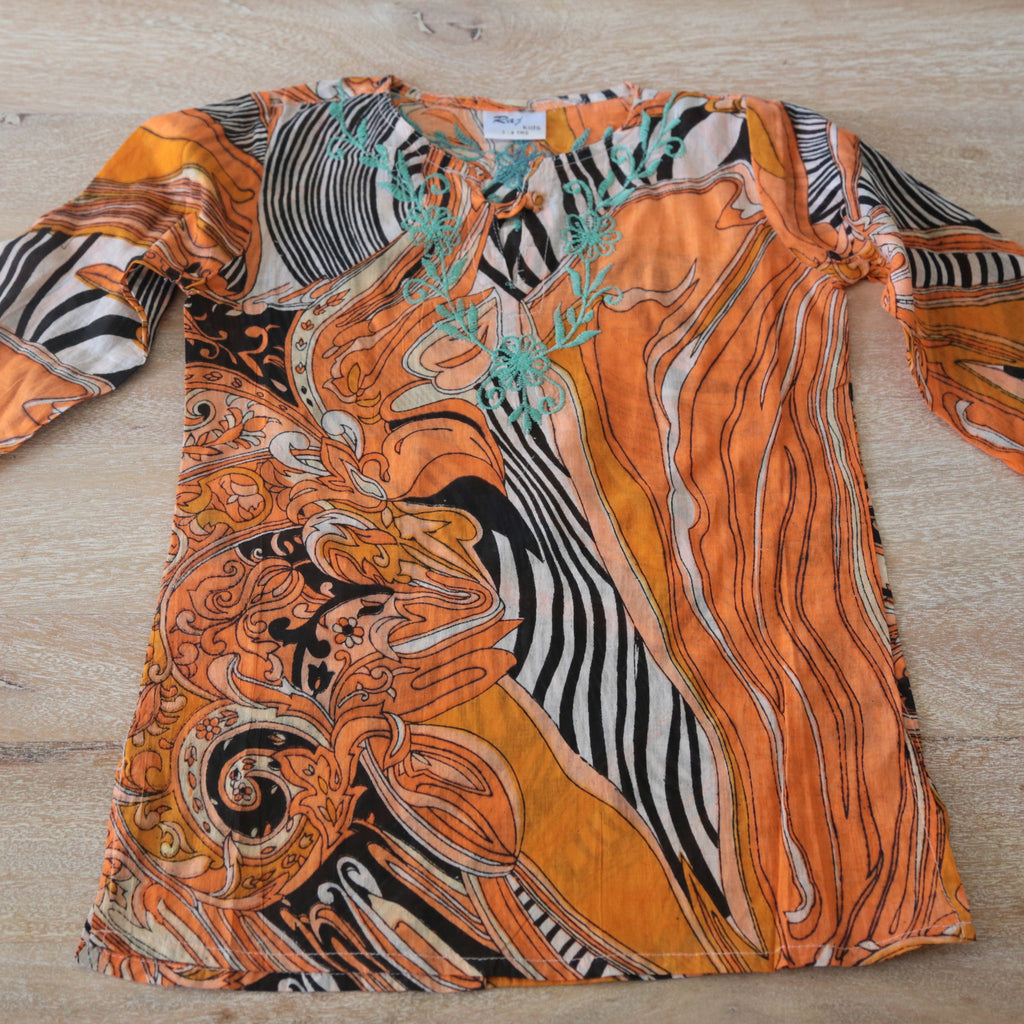 littles indian tunic~SALE